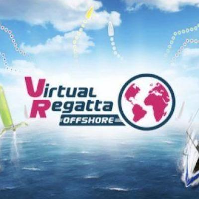 Logo virtual regatta